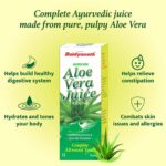 Organic Aloe Vera Juice India 2020