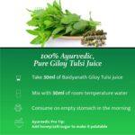 Giloy Tulsi Juice Organic