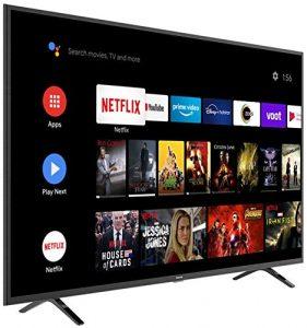 best smart tv in india 2020 under 50000