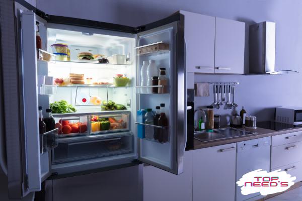 refrigerator under 15000 double door