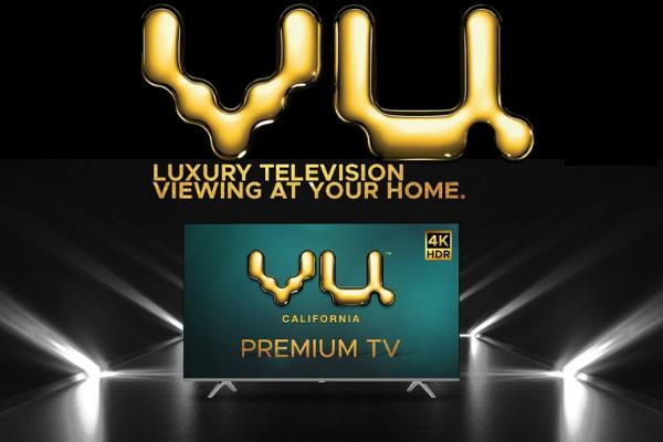 vu smart tv