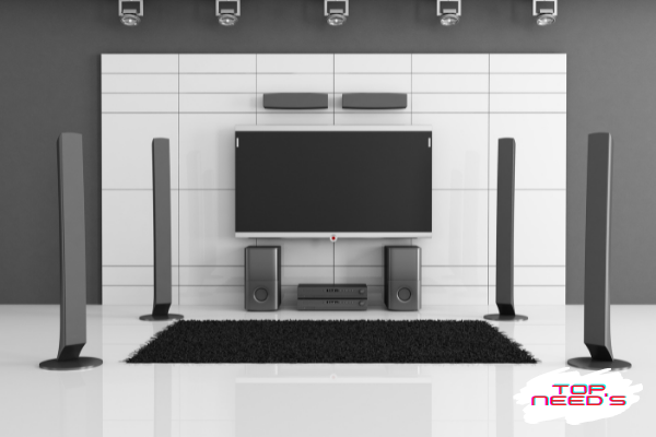 f and d home theater