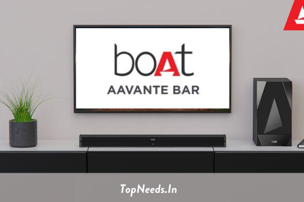 Boat Soundbar